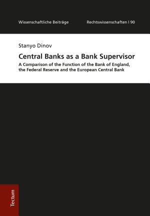 Central Banks as a Bank Supervisor PDF