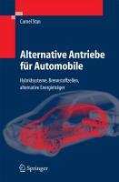 Alternative Antriebe f  r Automobile PDF