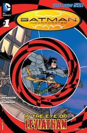Batman Incorporated (2012 - 2013) #1