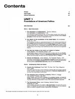 Annual Editions  American Government 08 09 PDF