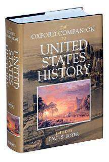 The Oxford Companion to United States History Book