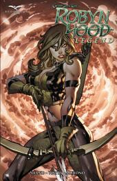 Robyn Hood Volume 3 Legend