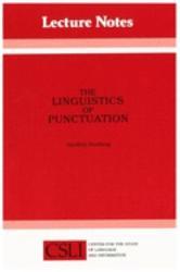 The Linguistics Of Punctuation Book PDF