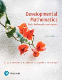 MyMathLab with Pearson EText -- 10-Week Standalone Access Card -- for Developmental Mathematics