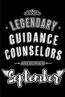 Legendary Guidance Counselors Are Born in September