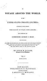 A Voyage Round The World In The United States Frigate Columbia