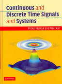 Continuous and Discrete Time Signals and Systems with CD ROM PDF