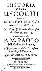 Opere: Historia degli Uscochi, Volume 5