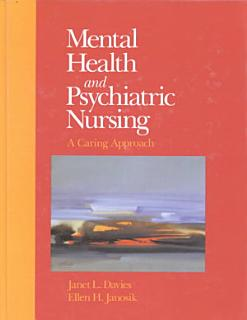 Mental Health and Psychiatric Nursing Book