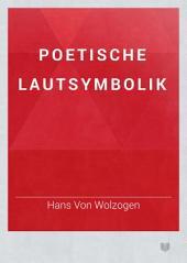 Poetische Lautsymbolik