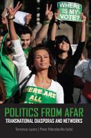Politics from Afar PDF