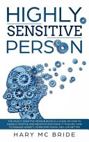 Highly Sensitive Person Book