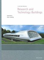 Research and Technology Buildings PDF