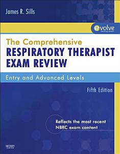 The Comprehensive Respiratory Therapist Exam Review   E Book Book