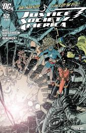 Justice Society of America (2006-) #52