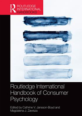 Routledge International Handbook of Consumer Psychology PDF
