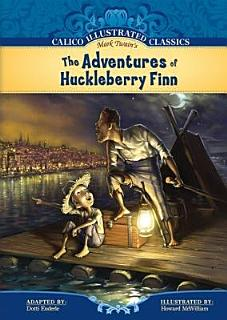 Adventures of Huckleberry Finn Book