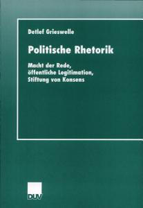 Politische Rhetorik PDF