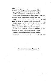 Giornale critico di medicina analitica, composte da una societa di medici italiani e compilato da Giovanni Strambio: Volume 6