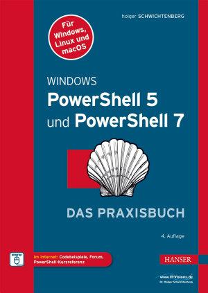 Windows PowerShell 5 und PowerShell 7 PDF