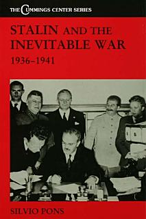Stalin and the Inevitable War  1936 1941 Book