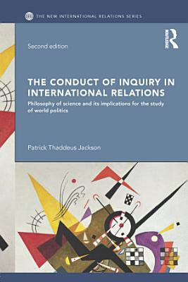 The Conduct of Inquiry in International Relations PDF