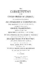 TO THE PEOPLE THE CONGRESS THE PRESIDENT AND THE SUPREME COURTH OF THE UNITED STATES PDF
