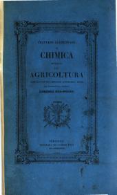 Trattato elementare di chimica applicata all'agricoltura