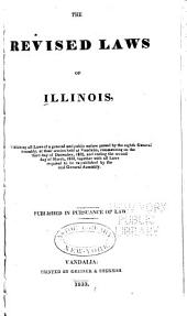 The Revised Laws of Illinois
