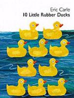 Ten Little Rubber Ducks