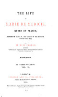 The Life of Marie de Medicis PDF