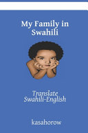 My Family in Swahili PDF