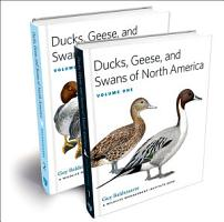 Ducks  Geese  and Swans of North America PDF