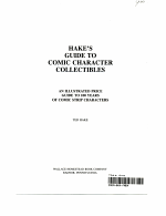 Hake's Guide to Comic Character Collectibles