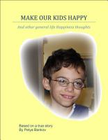 Make Our Kids Happy PDF