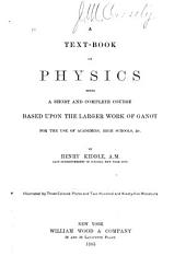 A Text-book on Physics
