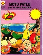 Motu Patlu and Flying Saucer English