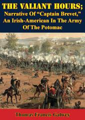 "The Valiant Hours; Narrative Of ""Captain Brevet,"" An Irish-American In The Army Of The Potomac"