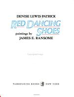 Red Dancing Shoes PDF
