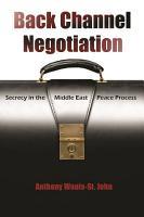 Back Channel Negotiation PDF