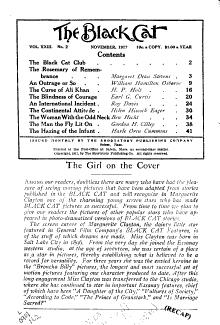 The Black Cat PDF