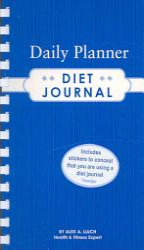 Daily Planner Diet Journal Book PDF