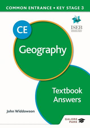 Common Entrance 13  Geography for ISEB CE and KS3 Textbook Answers PDF