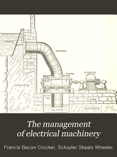The Management of Electrical Machinery