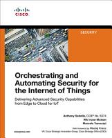 Orchestrating and Automating Security for the Internet of Things PDF