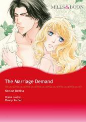 The Marriage Demand: Harlequin Comics