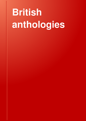 British Anthologies: Volume 5