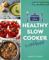 The Healthy Slow Cooker Cookbook PDF
