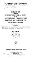 Impeachment Inquiry PDF