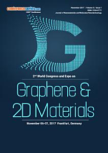 Proceedings of 2nd World Congress and Expo on Graphene   2D Materials 2017